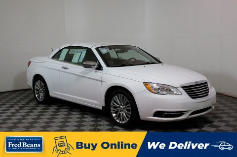 2012 Chrysler 200 Limited Conv. Hardtop