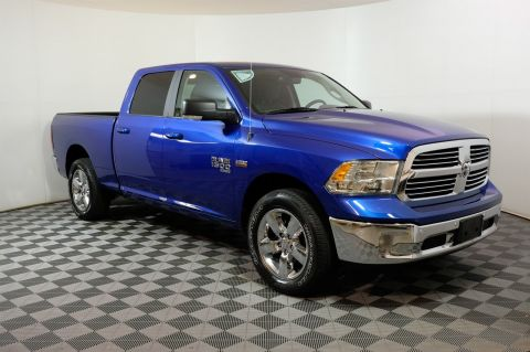Pre-Owned 2019 Ram 1500 Classic Big Horn 4WD Crew Cab Pickup
