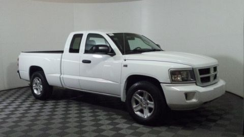 Pre-Owned 2011 Ram Dakota Bighorn/Lonestar RWD Extended Cab Pickup