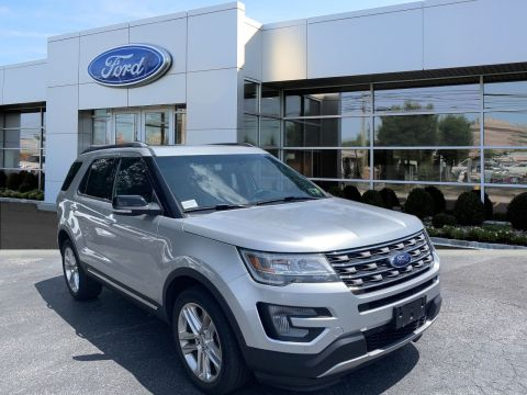 Pre-Owned 2016 Ford Explorer XLT 4WD Sport Utility