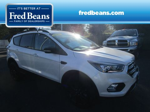 Pre-Owned 2017 Ford Escape Titanium 4WD Sport Utility