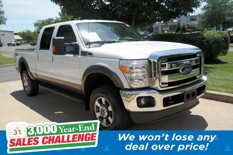 Pre-Owned 2016 Ford Super Duty F-350 SRW 4WD Crew Cab Pickup