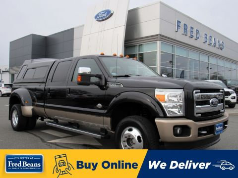 2011 Ford Super Duty F-350 DRW King Ranch