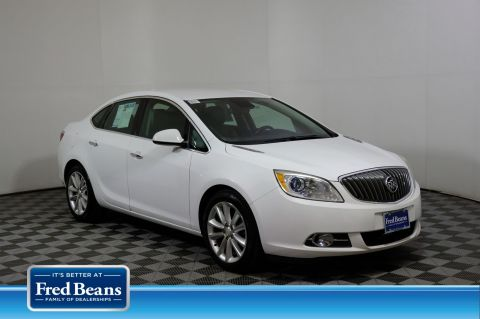 Pre-Owned 2013 Buick Verano BASE FWD 4dr Car