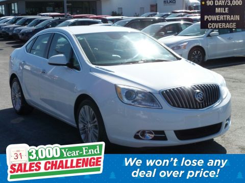 Pre-Owned 2014 Buick Verano FWD 4dr Car