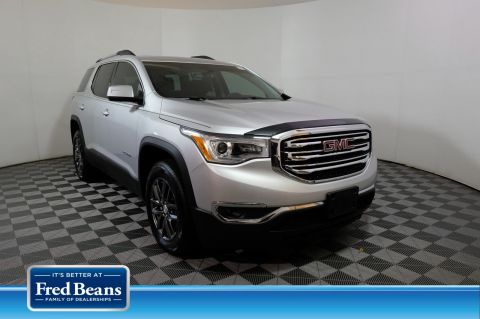 Pre-Owned 2017 GMC Acadia SLT FWD Sport Utility