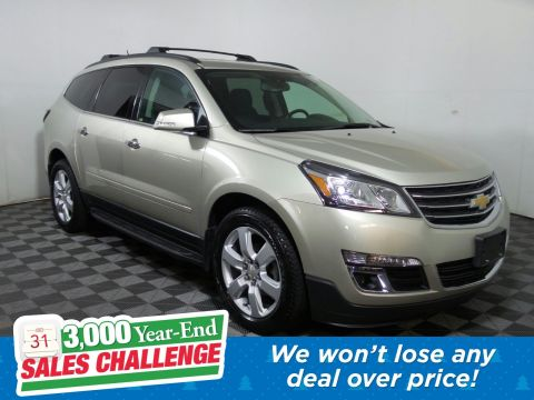 Pre-Owned 2016 Chevrolet Traverse LT AWD Sport Utility