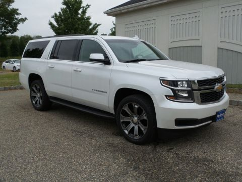 Pre-Owned 2016 Chevrolet Suburban LT 4WD Sport Utility