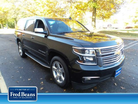 Pre-Owned 2016 Chevrolet Suburban LTZ 4WD Sport Utility