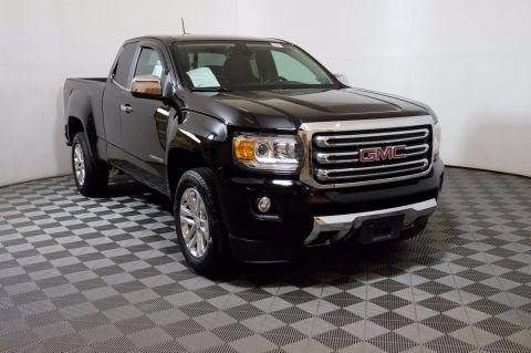 2016 GMC Canyon 4WD SLT