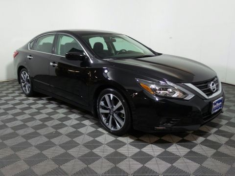 Pre-Owned 2016 Nissan Altima 2.5 SR FWD 4dr Car