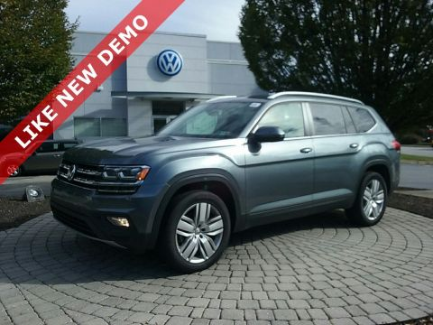 Pre-Owned 2019 Volkswagen Atlas 3.6L V6 SE with Technology AWD Sport Utility