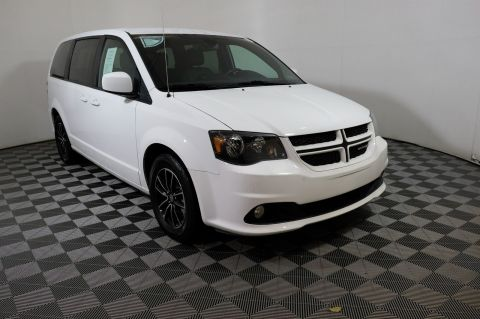 Pre-Owned 2019 Dodge Grand Caravan GT FWD Mini-van, Passenger