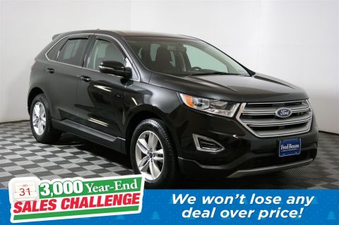 Pre-Owned 2015 Ford Edge SEL AWD Sport Utility