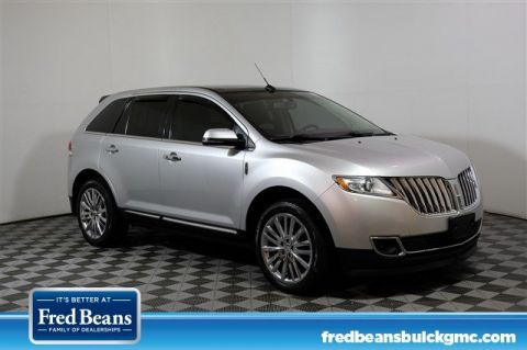 Pre-Owned 2012 Lincoln MKX AWD AWD Station Wagon