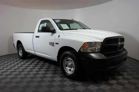 Pre-Owned 2019 Ram 1500 Classic Tradesman RWD Regular Cab Pickup