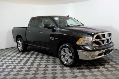 Pre-Owned 2017 Ram 1500 Big Horn Cre Cab 4WD Crew Cab Pickup