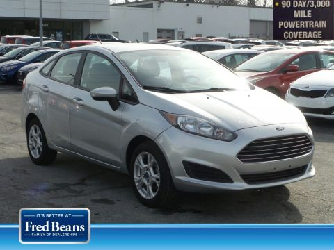 Pre-Owned 2015 Ford Fiesta SE FWD 4dr Car