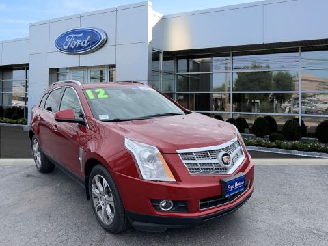 Pre-Owned 2012 Cadillac SRX Premium Collection AWD Sport Utility