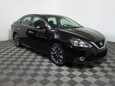 Pre-Owned 2016 Nissan Sentra SR Heated Seats Back up Camera FWD 4dr Car