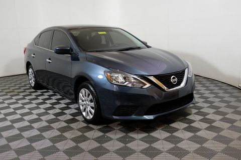 Pre-Owned 2017 Nissan Sentra SV FWD 4dr Car