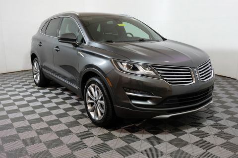 Pre-Owned 2018 Lincoln MKC Select Plus 2.0L EcoBoost AWD I4 AWD Sport Utility