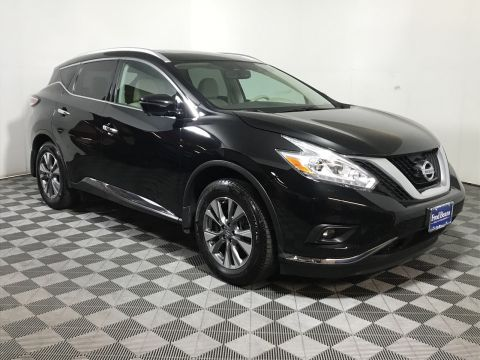 Pre-Owned 2016 Nissan Murano SL AWD Sport Utility