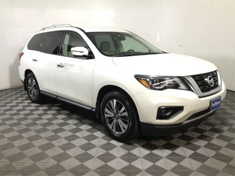 Pre-Owned 2017 Nissan Pathfinder SL 4WD Sport Utility