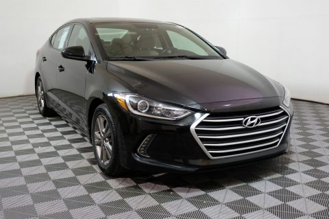 Pre-Owned 2017 Hyundai Elantra Value Edition FWD 4dr Car