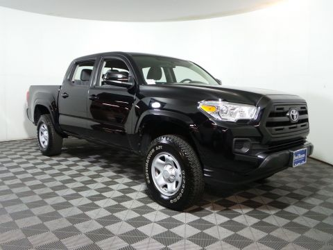 Certified Pre-Owned 2017 Toyota Tacoma SR 4WD Double Cab