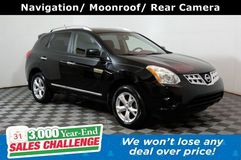 Pre-Owned 2011 Nissan Rogue SV AWD V6 AWD Sport Utility
