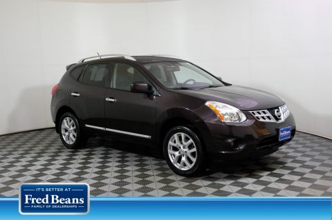 Pre-Owned 2012 Nissan Rogue SL AWD Sport Utility