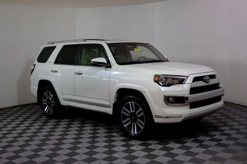 Pre-Owned 2017 Toyota 4Runner 4WD Sport Utility