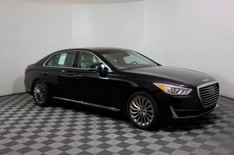 Pre-Owned 2017 Genesis G90 3.3T Premium All Wheel Drive 4dr Car