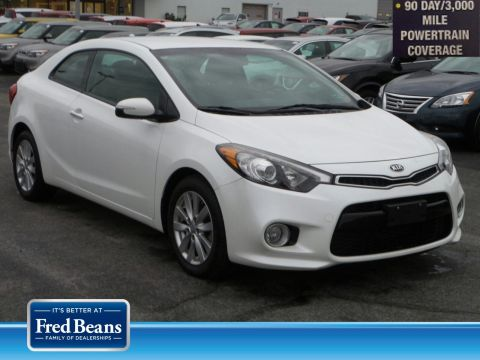 Pre-Owned 2015 Kia Forte Koup EX FWD 2dr Car